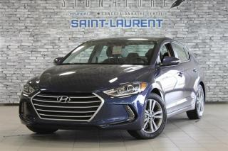 Used 2018 Hyundai Elantra GL CAM*CARPLAY*LED* for sale in St-Laurent, QC