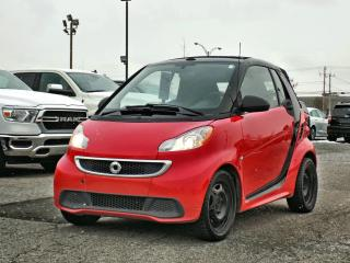 Used 2013 Smart fortwo PASSION CABRIO *GPS* for sale in Brossard, QC