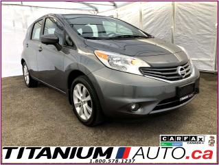 Used 2016 Nissan Versa Note SL-GPS-360 Camera-Heated Seats-Traction & Cruise- for sale in London, ON