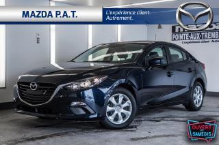 Used 2016 Mazda MAZDA3 GX for sale in Montréal, QC