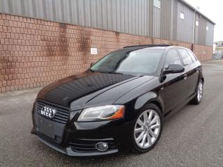 Used 2009 Audi A3 2.0T - QUATTRO - S LINE - PANO ROOF - LED LIGHTS for sale in Toronto, ON
