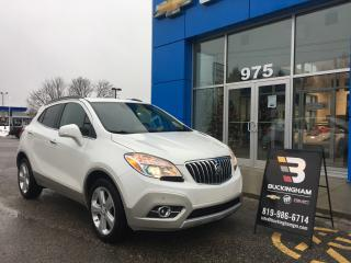 Used 2016 Buick Encore Premium for sale in Gatineau, QC