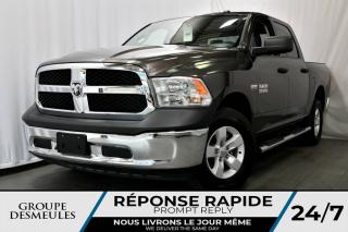 Used 2017 RAM 1500 ST 4X4 + CREW CAB + BOÎTE 5'7 for sale in Laval, QC