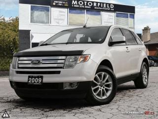 Used 2009 Ford Edge SEL AWD *CERTIFIED, WARRANTY, LOW KM* for sale in Toronto, ON