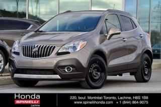 Used 2015 Buick Encore Deal Pending for sale in Lachine, QC