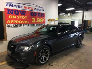 Used 2018 Chrysler 300 *BACK UP CAMERA* Heated Seats - Driver AND Passenger - Leather for sale in London, ON