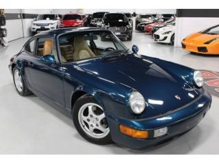 Used 1991 Porsche 911 C4 COUPE 964   SUPER CLEAN for sale in Vaughan, ON