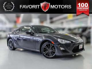 Used 2015 Scion FR-S RWD | Bluetooth | USB/AUX | Satellite | Alloys for sale in North York, ON
