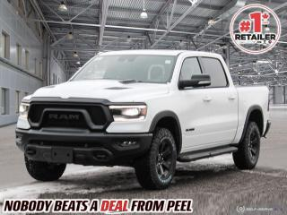 New 2021 RAM 1500 Rebel Night Edition for sale in Mississauga, ON