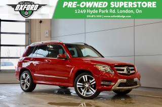 Used 2014 Mercedes-Benz GLK-Class GLK250 -  one owner, AWD, GPS, for sale in London, ON