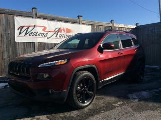 Used 2018 Jeep Cherokee High Altitude for sale in Stittsville, ON
