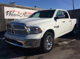 Used 2018 RAM 1500 Laramie Only 49 Kms !!! Like New for sale in Stittsville, ON