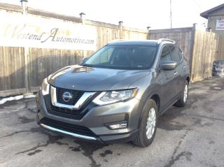 Used 2018 Nissan Rogue SV   34000 km  Sunroof for sale in Stittsville, ON