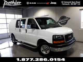 Used 2017 GMC Savana 2500 Work Van | RWD | A/C | for sale in Falmouth, NS