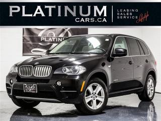 Used 2011 BMW X5 xDrive50i, NAVI, Heads UP DISP, Premium for sale in Toronto, ON