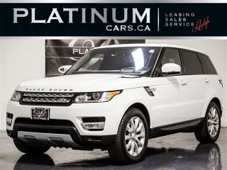 Used 2014 Land Rover Range Rover Sport HSE , NAVI, PANO, CAM, Heated F/R Seats for sale in Toronto, ON