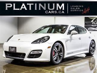 Used 2013 Porsche Panamera GTS, V8 AWD, SUNROOF, Alcantara for sale in Toronto, ON