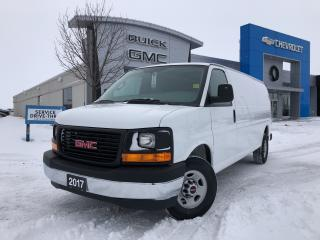 Used 2017 GMC Savana RWD 3500 155 WB for sale in Barrie, ON