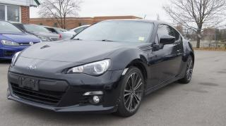 Used 2014 Subaru BRZ SPORT-TECH * 6 SPEED MANUAL * NAVI * BLUTOOTH for sale in Woodbridge, ON