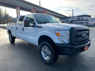 Used 2012 Ford F-350 SD XLT Crew Cab Long Bed 4WD for sale in Surrey, BC