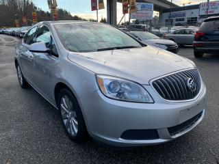 Used 2015 Buick Verano 4dr Sdn Leather Group for sale in Surrey, BC