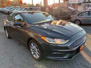 Used 2017 Ford Fusion SE for sale in Surrey, BC
