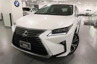 Used 2016 Lexus RX 350 8A for sale in Newmarket, ON