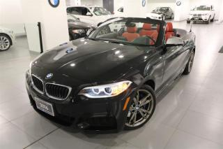 Used 2016 BMW 2-Series 235i xDrive Cabriolet - LOW KMS|NO ACCIDENT| for sale in Newmarket, ON