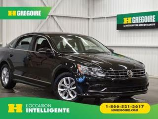 Used 2016 Volkswagen Passat 1.8 TURBO, CAMÉRA for sale in St-Léonard, QC