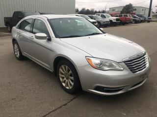 Used 2012 Chrysler 200 Touring for sale in Ingersoll, ON