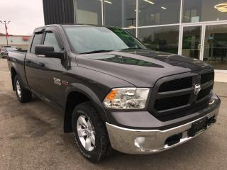 Used 2016 RAM 1500 SLT, Diesel, 4X4, Quad cab for sale in Ingersoll, ON