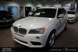 Used 2012 BMW X3 Bmw Xdrive35i for sale in Québec, QC