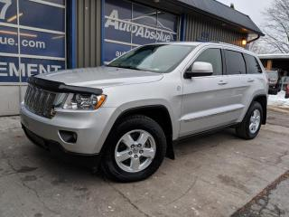 Used 2011 Jeep Grand Cherokee Laredo + Démarreur à for sale in Boisbriand, QC