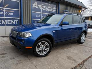 Used 2007 BMW X3 3,0i + Toit for sale in Boisbriand, QC