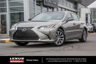 Used 2019 Lexus ES 350 PREMIUM for sale in Montréal, QC