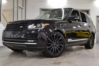 Used 2014 Land Rover Range Rover V8 for sale in Laval, QC