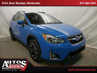 Used 2016 Subaru XV Crosstrek Awd + Touring for sale in Sherbrooke, QC