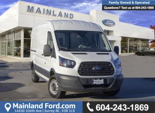 Used 2018 Ford TRANSIT-250 *ACCIDENT FREE* * LOCALLY DRIVEN* for sale in Surrey, BC