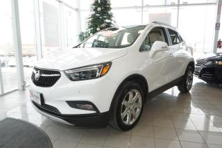 Used 2017 Buick Encore Premium Awd Cuir for sale in Montréal, QC
