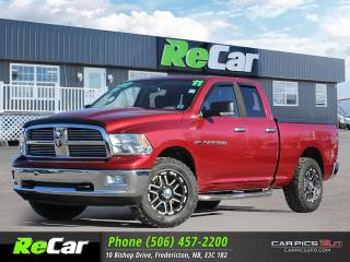 Used 2011 Dodge Ram 1500 SLT 4X4 | 5.7L | UPGRADED WHEELS! for sale in Fredericton, NB