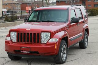 Used 2008 Jeep Liberty Sport 4x4 | CERTIFIED for sale in Waterloo, ON