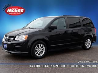 Used 2016 Dodge Grand Caravan SE/SXT 3.6L, Stow 'n Go, Plus Pkg, DVD Pkg, Rear Cam, 17