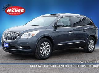 Used 2014 Buick Enclave 3.6L, Leather Edition, Htd Pwr Bkts, Sunroof, NAV, Bose, 19
