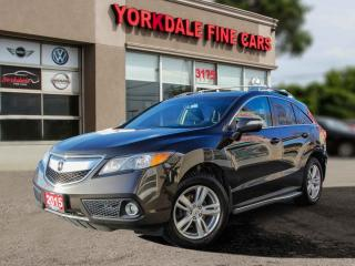 Used 2015 Acura RDX SH AWD Leather. Roof. Running Boards for sale in Toronto, ON
