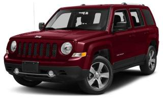 Used 2015 Jeep Patriot LIMITED for sale in Ottawa, ON