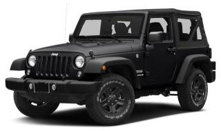 Used 2014 Jeep Wrangler SPORT for sale in Ottawa, ON