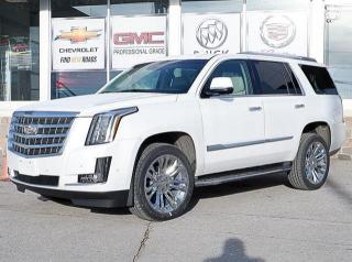 New 2019 Cadillac Escalade LUXURY for sale in Peterborough, ON