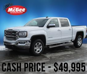 New 2018 GMC Sierra 1500 SLT Cash Price $49,995 for sale in Peterborough, ON