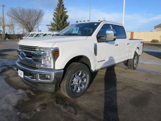 New 2019 Ford F-350 Lariat for sale in Okotoks, AB