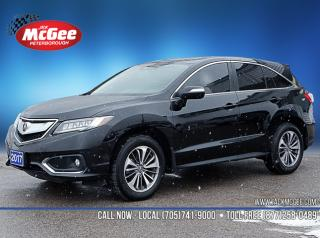 Used 2017 Acura RDX Elite AWD - 3.5L, Full Feat Bkts for sale in Peterborough, ON
